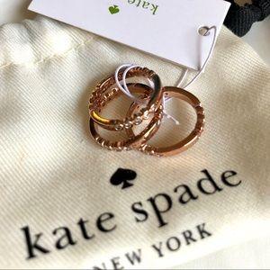 2/$50💖Kate Spade Rings